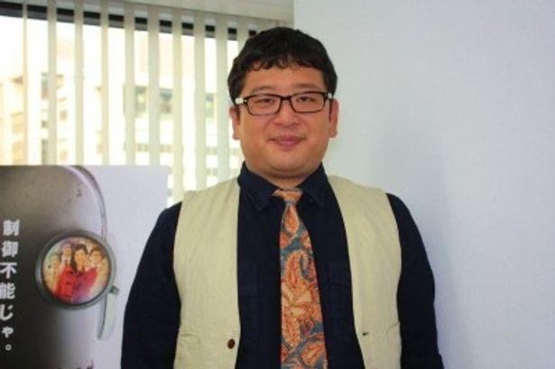 デブの社員・太田役の川合正悟(Wエンジンのチャンカワイ)