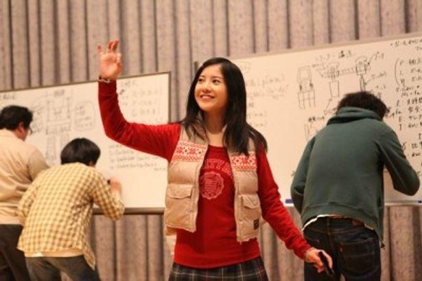 吉高由里子は難しい専門用語のセリフにトライした