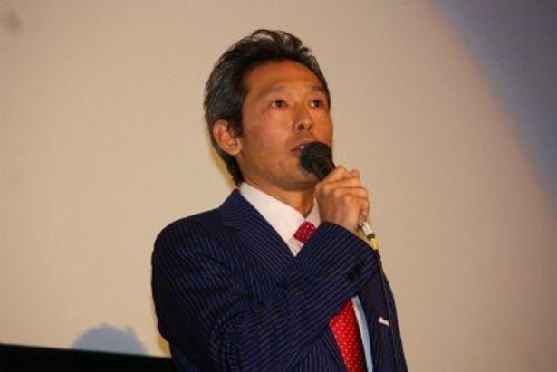 部下思いの高倉大佐役の鶴見辰吾
