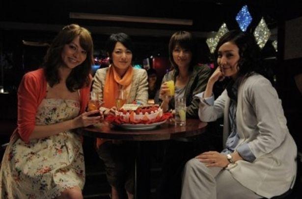 香里奈、麻生久美子、吉瀬美智子、板谷由夏出演の『ガール』挿入歌をMiChiが歌う