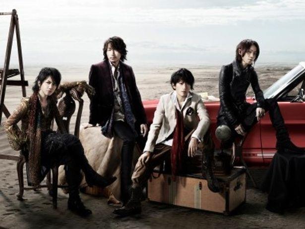 '12年、バンド結成20周年の節目を迎えるL'Arc~en~Ciel