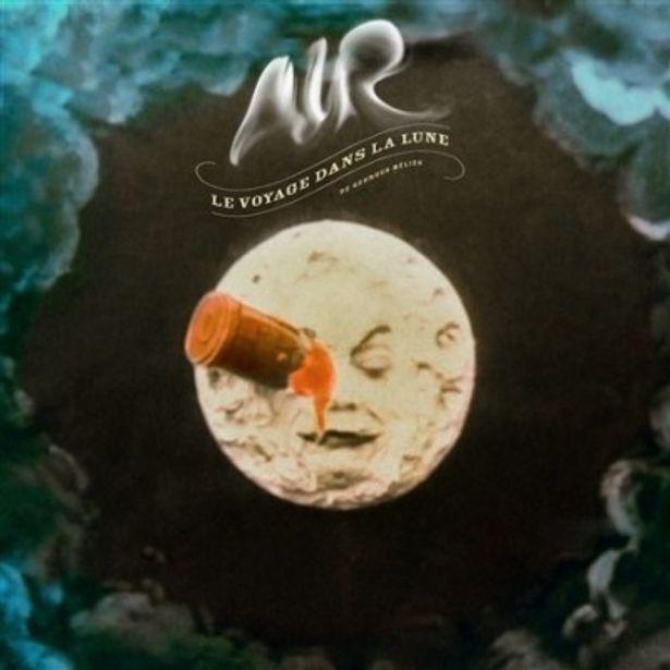 復元された『月世界旅行』にはエールがサウンドトラックを提供。2月8日(水)リリースの新アルバムのタイトルも「月世界旅行」だ