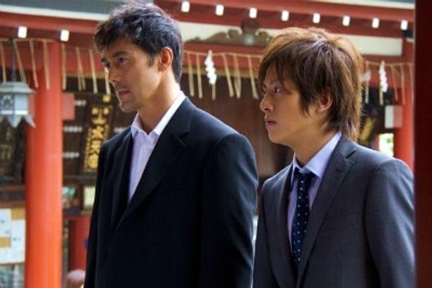 加賀と行動を共にする松宮脩平役に溝端淳平