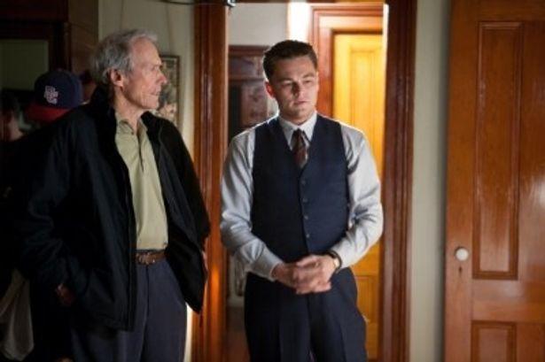 『J・エドガー』で主演を務めるレオナルド・ディカプリオ