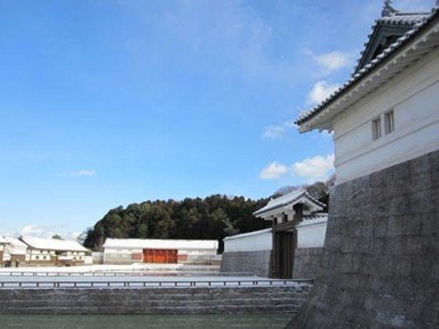 開催会場の一つでもある『桜田門外ノ変』のオープンロケセット