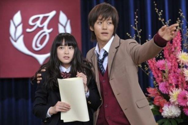 『今日、恋をはじめます』で3回目の共演で初の恋人役を演じる武井咲と松坂桃李