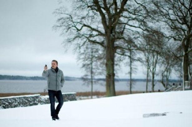 『ミレニアム』をハリウッドで映画化した『ドラゴン・タトゥーの女』。寒々しい情景はまさに北欧っぽいイメージ