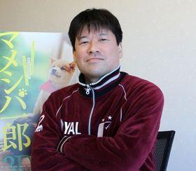 『マメシバ一郎3D』で中年ニートを演じる佐藤二朗「せっかく自分が演じるなら攻めたいと思った」