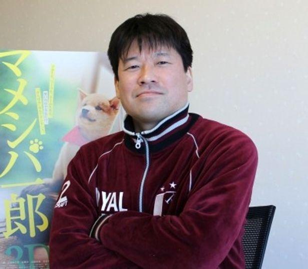 人気シリーズ『マメシバ一郎3D』でアラフォーニートを演じる佐藤二朗