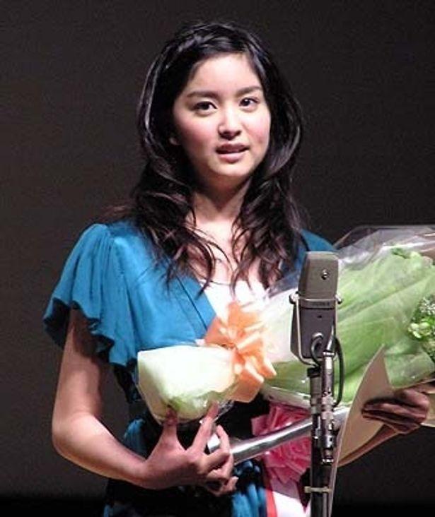 『きみの友だち』で注目された石橋杏奈も最優秀新人賞