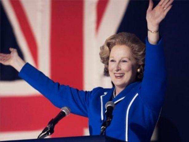 イギリス初の女性首相サッチャーを演じて史上最多17回目のアカデミー賞ノミネートを果たしたメリル・ストリープ