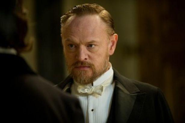 『シャーロック・ホームズ シャドウ ゲーム』にジェームズ・モリアーティ教授役で出演するジャレッド・ハリス