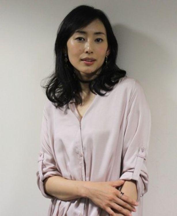 『ウタヒメ 彼女たちのスモーク・オン・ザ・ウォーター』の木村多江を直撃