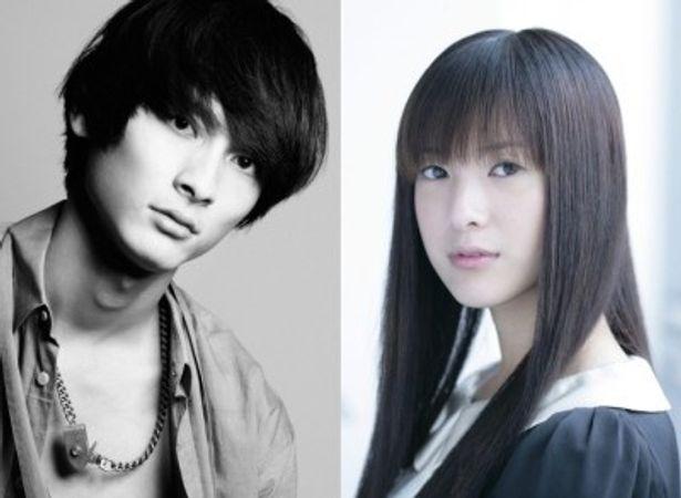 『横道世之介』で主人公を演じる高良健吾、ヒロインを演じる吉高由里子