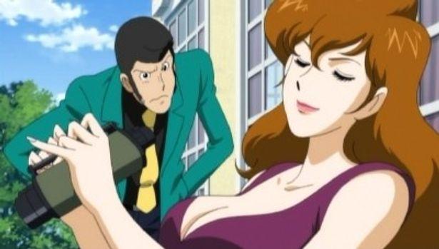 キュートでセクシー。40年にわたり老若男女を魅了してきた増山江威子ボイスの不二子ちゃんが最後に復活!