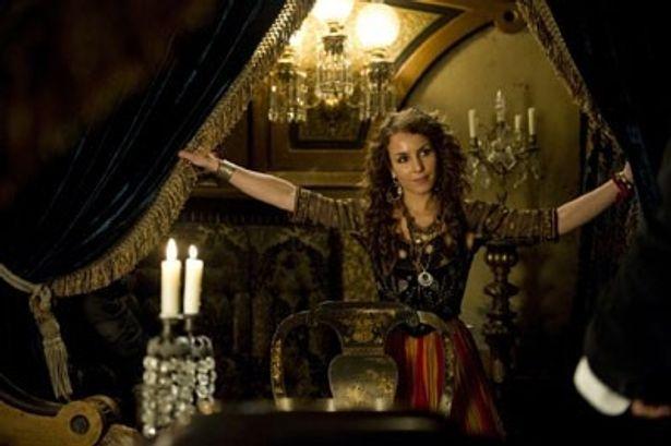 本国版『ミレニアム ドラゴン・タトゥーの女』でリスベットを演じたノオミ・ラパスがハリウッド進出