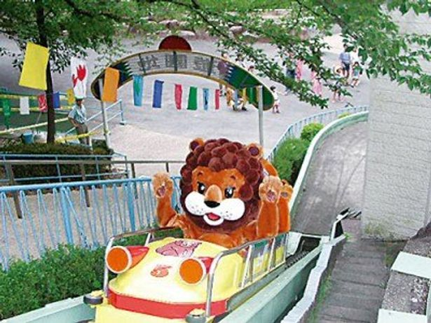 日本最古の絶叫マシーン、スロープシューターが楽しめる東山動植物園