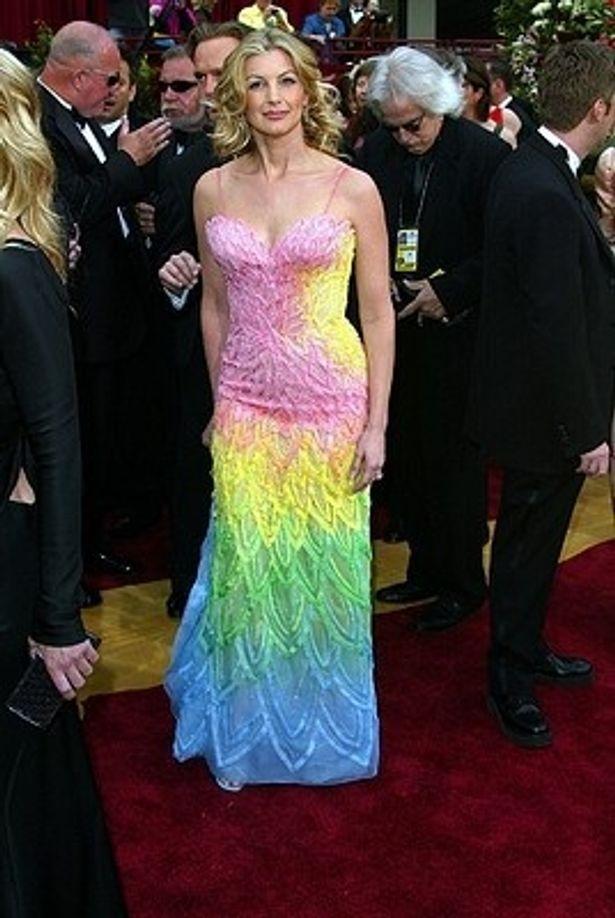 8位は「虹の彼方に」のカバー曲を歌ったフェイス・ヒル