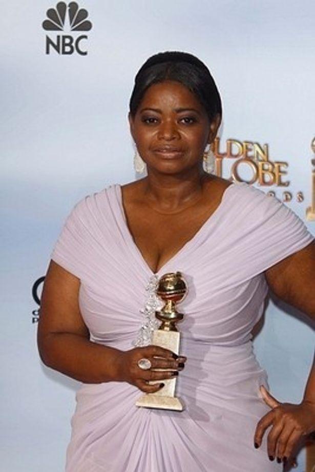 一般投票の助演女優賞はオクタヴィア・スペンサー『ヘルプ 心がつなぐストーリー』