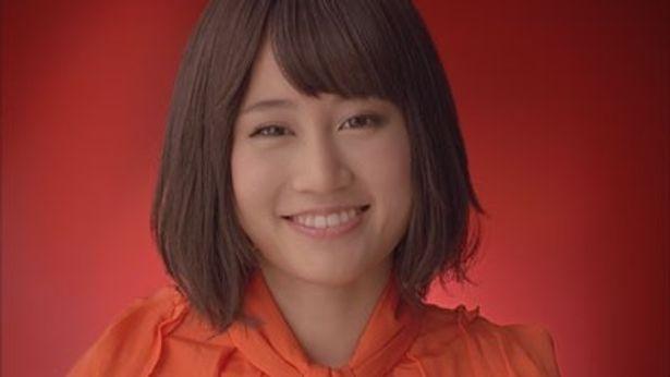 前田敦子さんたちのメッセージが聞ける新CMをお見逃しなく!