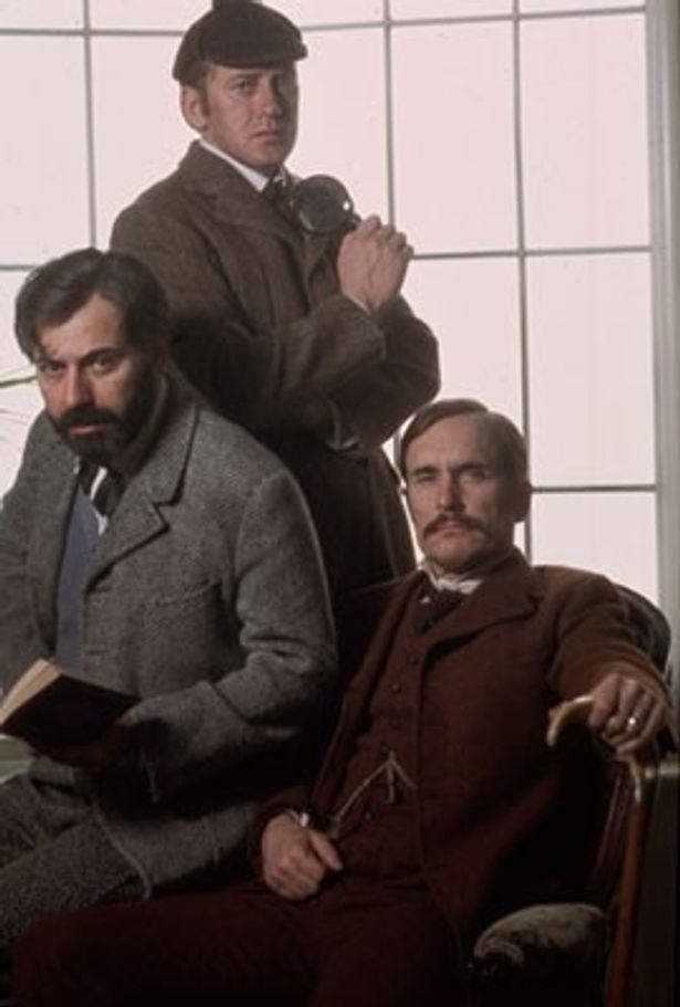 重度のコカイン中毒になったホームズが、モリアーティ教授を倒す妄想に苦しめられているというすごすぎる作品