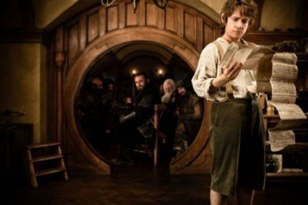 『ホビット 思いがけない冒険』は12月14日(金)より3D、2Dにて全国公開