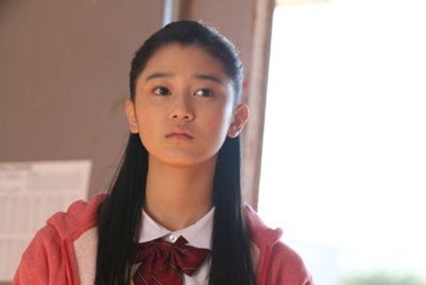 映画初主演の刈谷友衣子。小雪や成海璃子といったクールな美形女優への成長が期待される