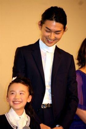 松田翔太、芦田愛菜に「恋しちゃいます。年齢差は7歳と26歳です」