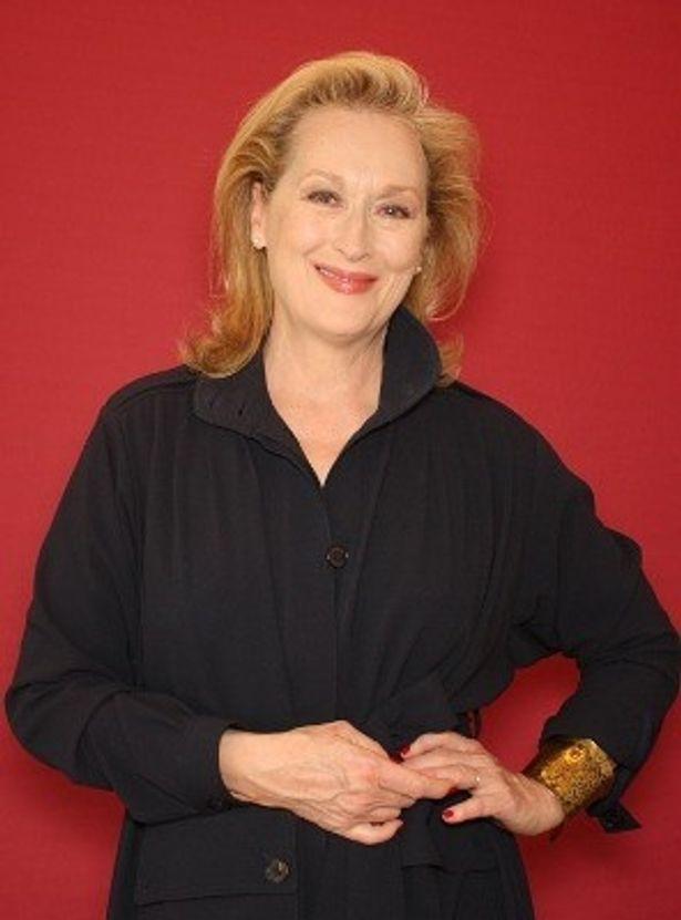 メリル・ストリープがオスカー受賞作『マーガレット・サッチャー 鉄の女の涙』で来日