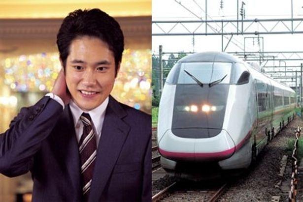 松山ケンイチ扮する小町圭の名前の由来は、東京-秋田間を結ぶ秋田新幹線「こまち」