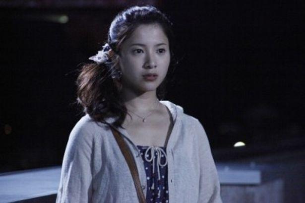 『僕等がいた』でヒロインの高橋七美を演じる吉高由里子