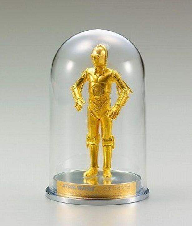 純金製のC‐3POは何と50万円!