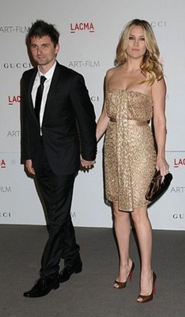 ケイト・ハドソンとミューズのマシューが既に結婚
