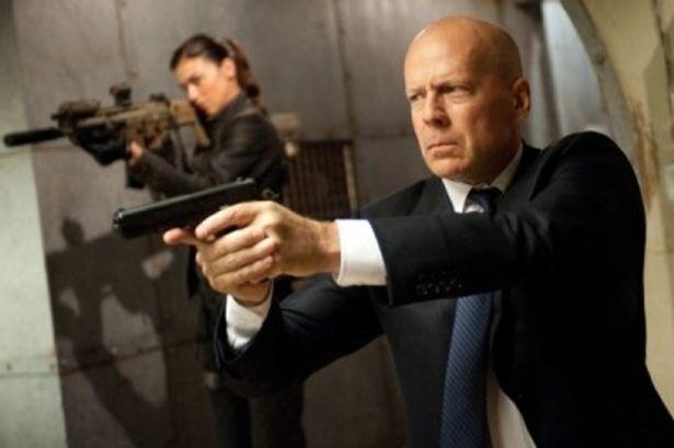 ブルース・ウィリス演じるジョー司令官の姿を公開