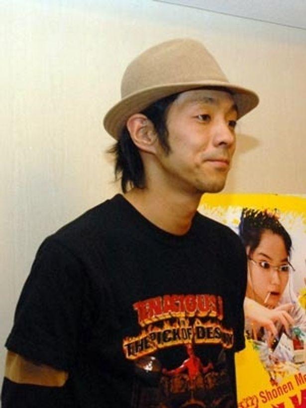 パンク大好きの宮藤官九郎監督が手がけた本作