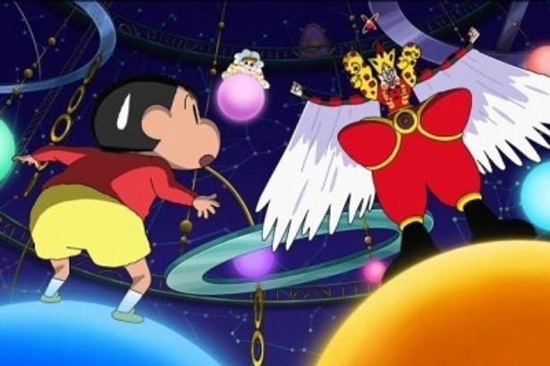 4月13日(金)開催の「しんちゃんナイト」で上映される『映画クレヨンしんちゃん 嵐を呼ぶ!オラと宇宙のプリンセス』