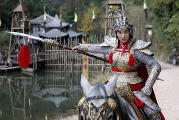 主演は久々に映画主演を果たす人気美人女優セシリア・チャン