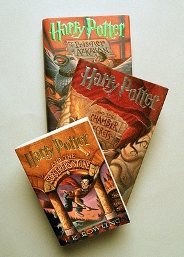 【写真】全7巻で4億5000万部を売り上げた「ハリー・ポッター」シリーズ