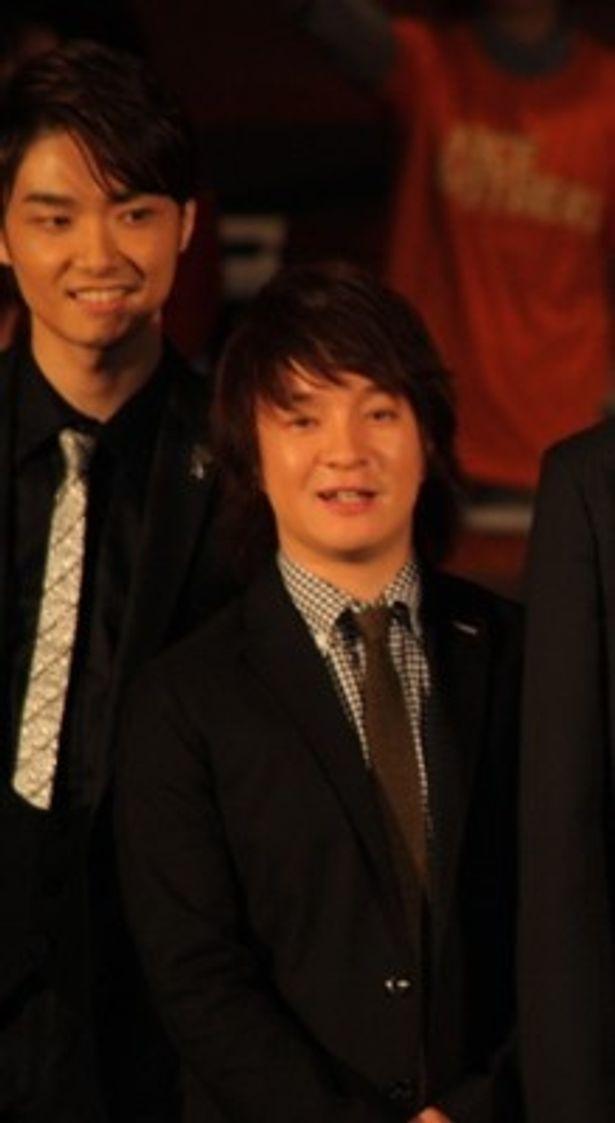 濱田岳は幼稚園の先生になるのが夢だったそうだ