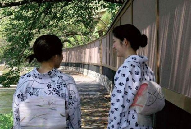 【写真を見る】京都国際学生映画祭がきっかけで出会ったふたりが、京都を舞台に映画を作り上げた