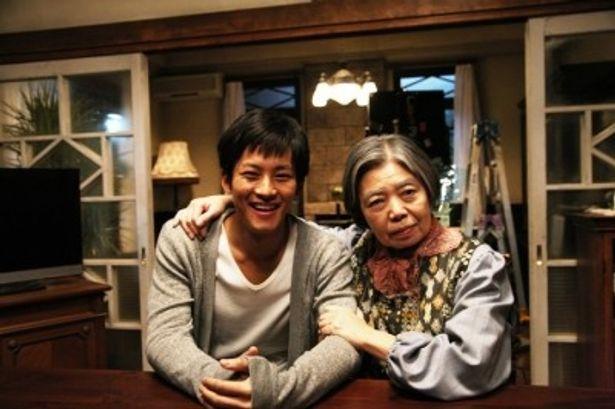 『ツナグ』に出演する松坂桃李と樹木希林