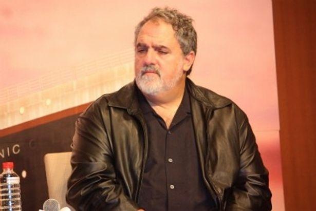 プロデューサーのジョン・ランドーも来日