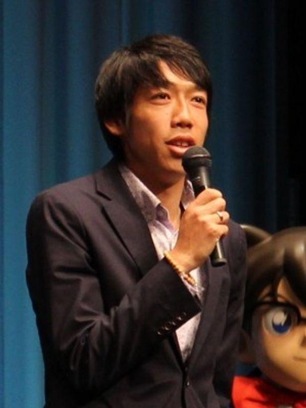 劇中で本人役として声優を務めた川崎フロンターレ所属の中村憲剛選手