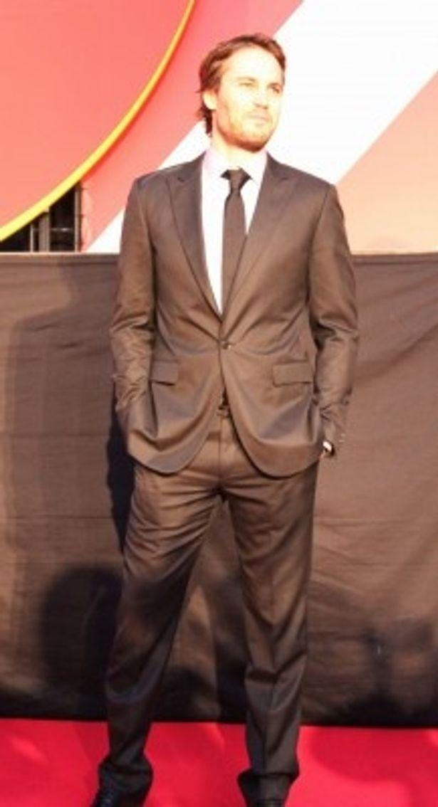異世界での戦いに身を投じるジョン・カーター役を演じたテイラー・キッチュ