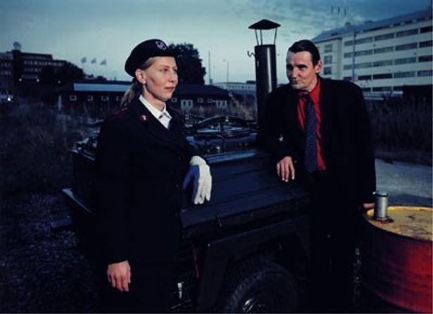 カンヌ国際映画祭でグランプリに輝いた『過去のない男』(03)