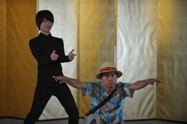 ええ!ニノマエが「ゲッツ!?」、伊藤淳史は同姓同名の伊藤淳史役で登場