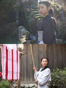 名優たちに交じって、真野恵里菜がキュートな方言女子役で存在感を発揮