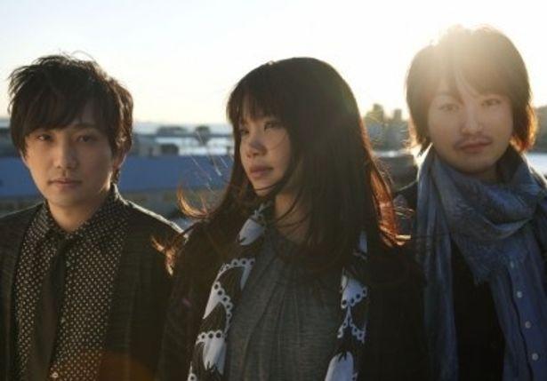【写真】「世代を超えて愛される『名探偵コナン』に憧れる!」という、いきものがかりの3人