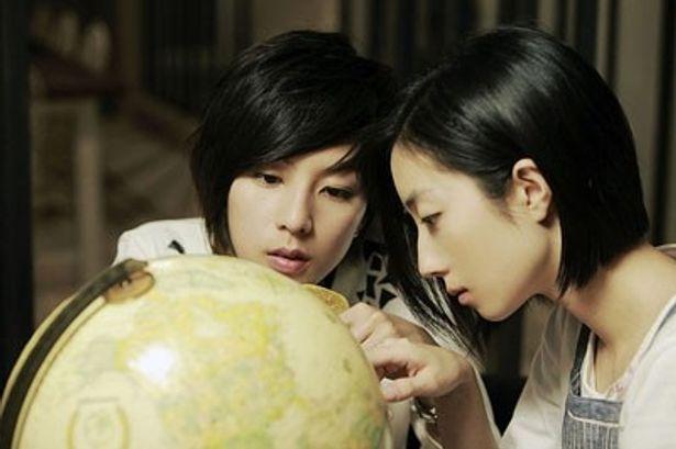 美人女優ぞろいの台湾映画界から美人姉妹の心温まるカフェ映画が登場