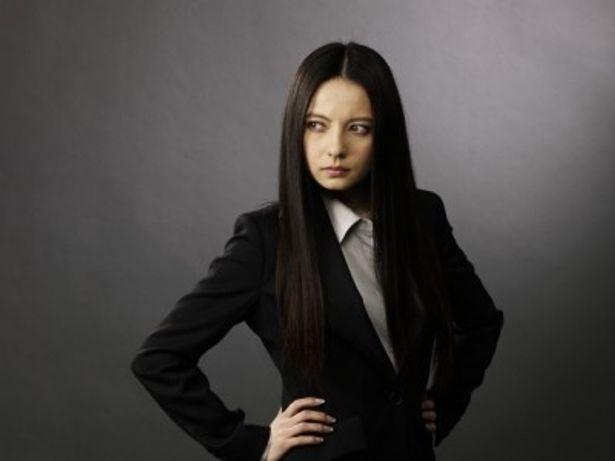 『エイトレンジャー』に女刑事役として出演するベッキー